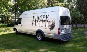 Pimeen Vintin kuljetuspalvelu